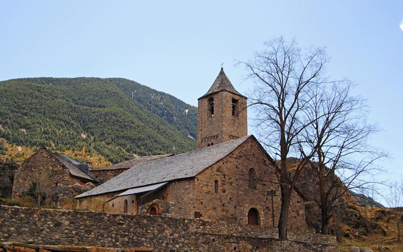 Église Sant Joan de Boí