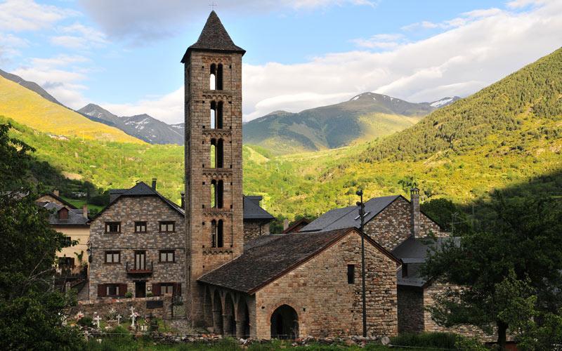 Église Santa Eulalia de Erill la Vall