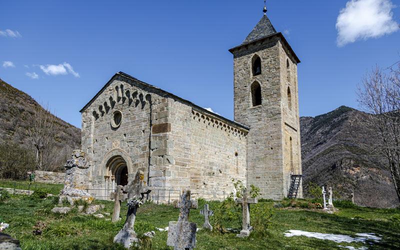 Église Santa María de la Asunción de Coll