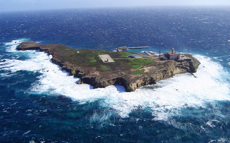 L'île d'Alborán