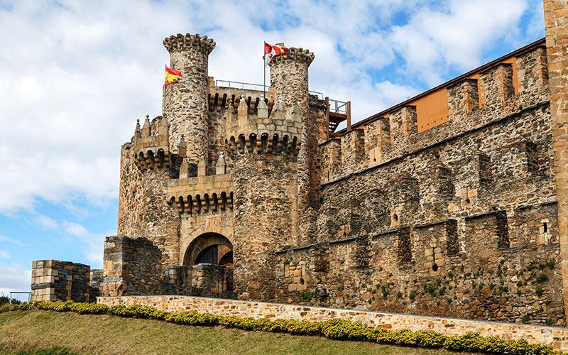 Châteaux de Ponferrada