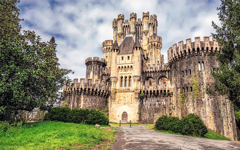 Château de Butrón