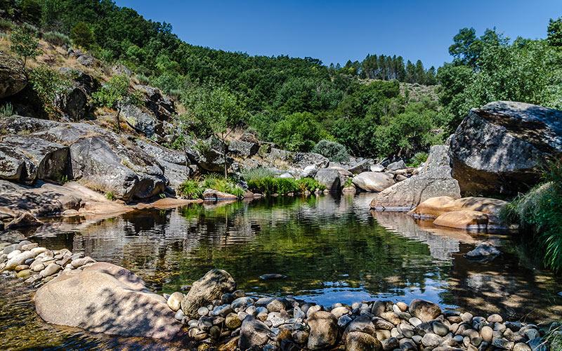 Parc naturel de Las Batuecas et Sierra de Francia