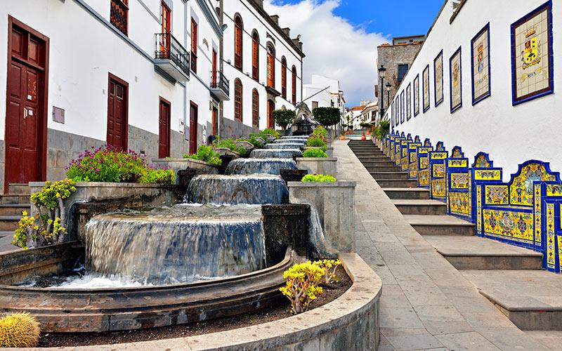 Promenade de Gran Canaria à Firgas