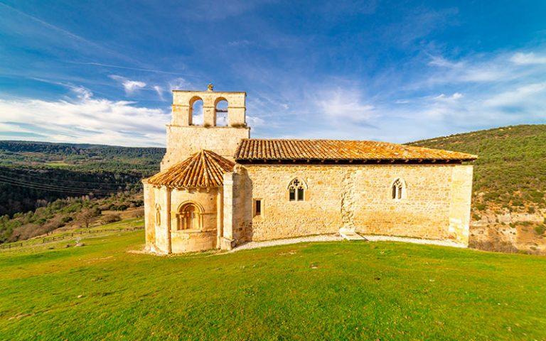Église San Pantaleón de Losa