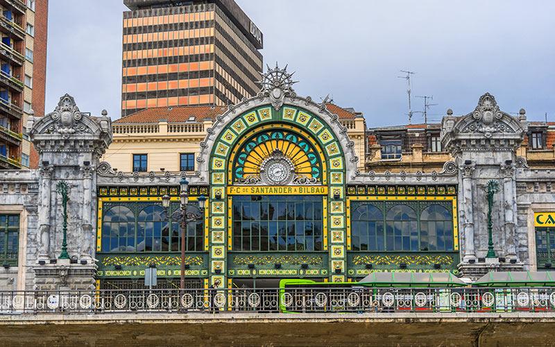 Gares de Bilbao