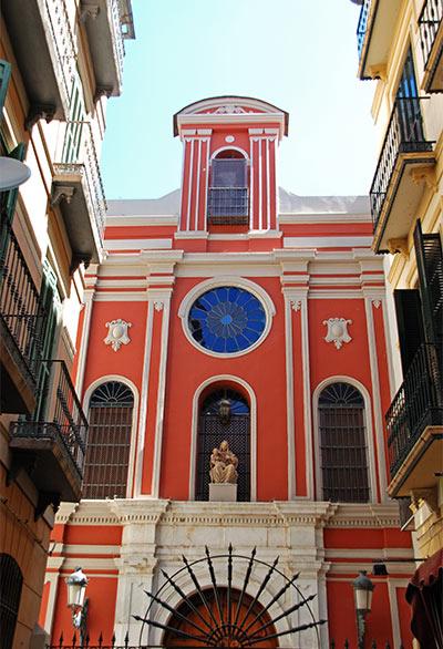 Église de Santa Ana de malaga