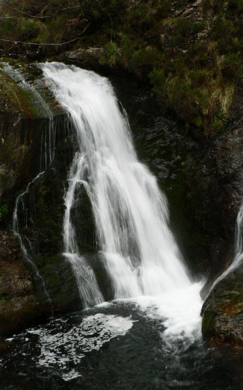 Itinéraire de l'Alba, Parc Naturel de Redes