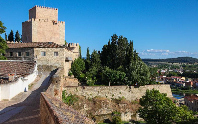 Château et murailles de Ciudad Rodrigo