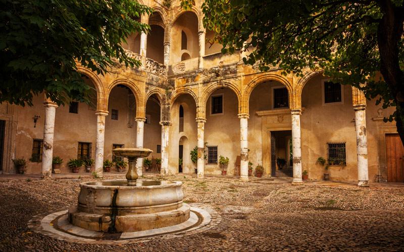 Palais de la famille Enríquez de Ribera