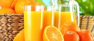 zumo naranja biniaraix