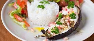 berengena arroz