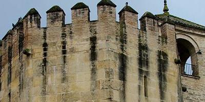 Détail de la tour de l'Hommage
