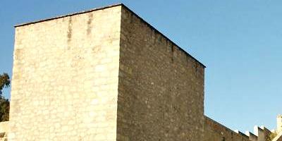 Détail de la tour de la Paloma