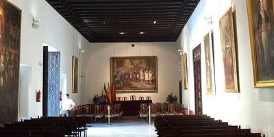 Intérieur de la Salle du Almirante