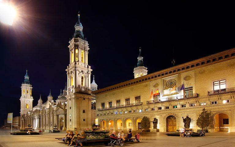 Place Notre-Dame du Pilier, Saragosse
