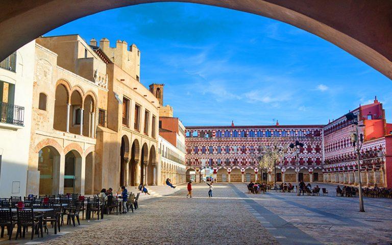 Place Alta, Badajoz