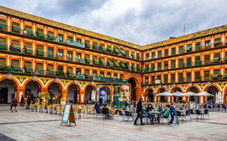 Place de la Corredera, Cordoue