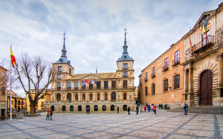 Place de la Mairie, Tolède
