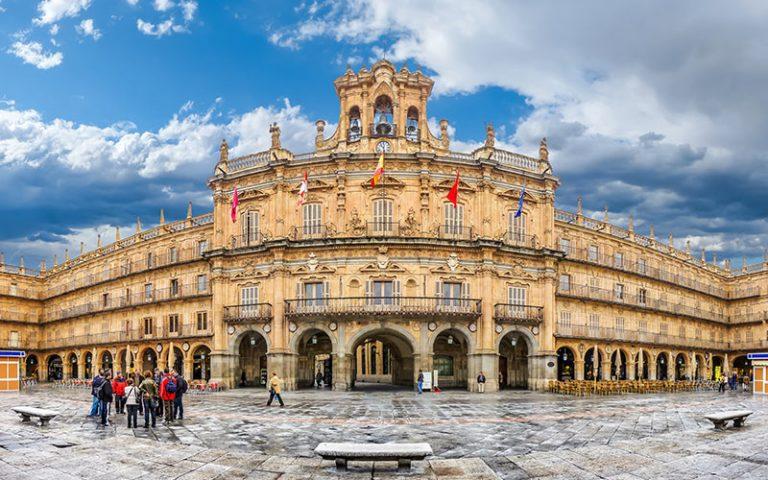 Grand Place de Salamanque