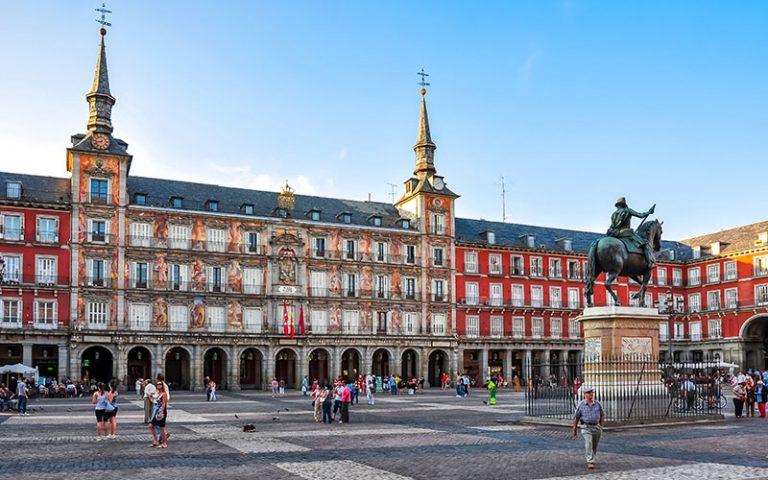 Grand place de Madrid