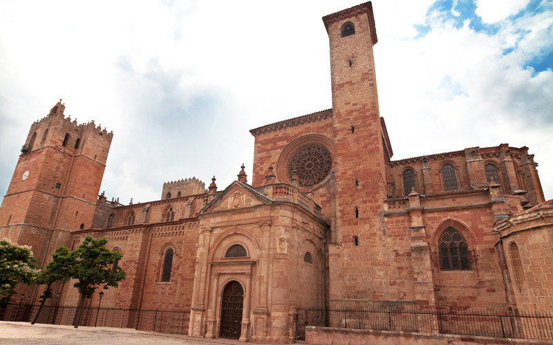 Cathédrale de Sigüenza