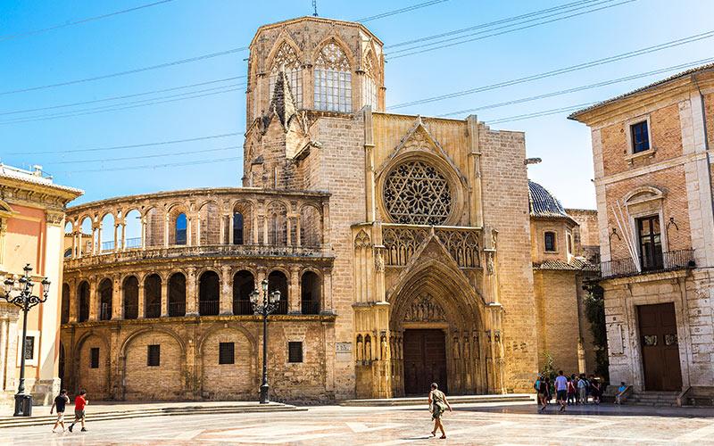 Cathédrale Santa María de Valence
