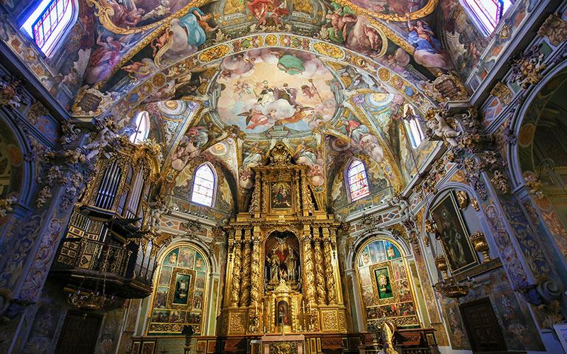 Église San Nicolás de Bari