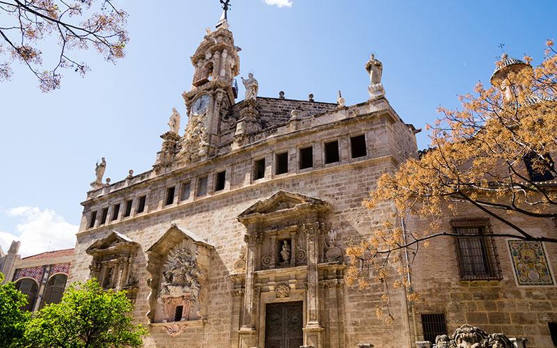Église de Santos Juanes