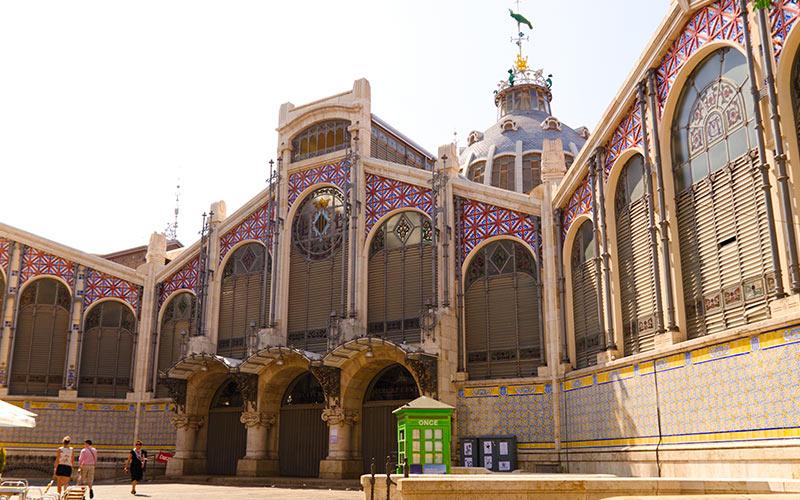 Marché Central de Valence