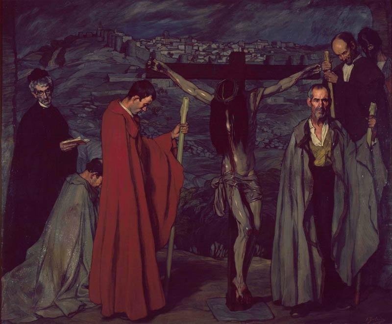 Le Christ du Sang
