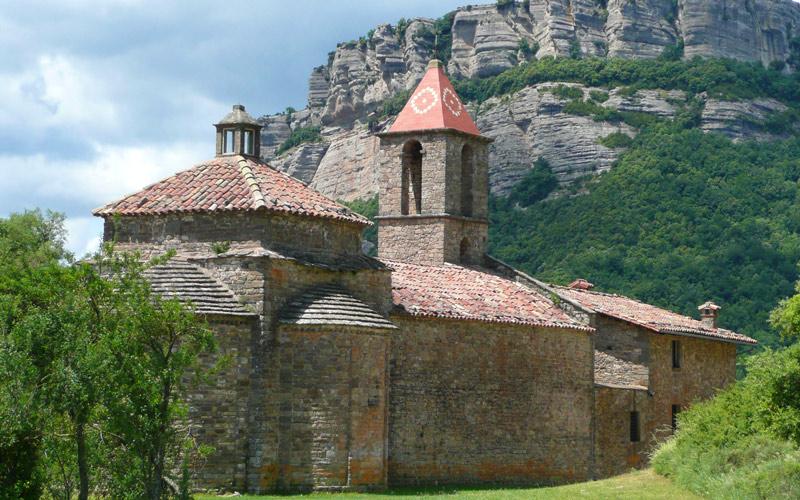 Église San Juan de Fábregas