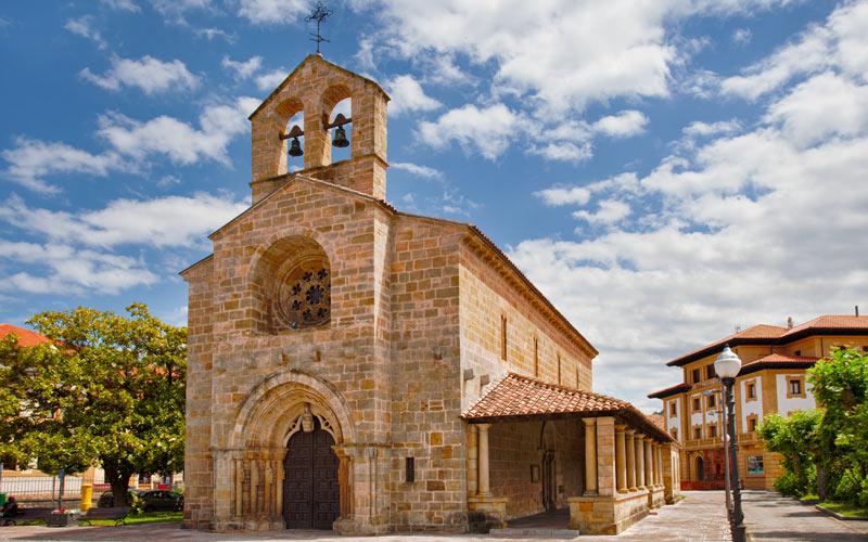 Église de Santa Maria de la Oliva