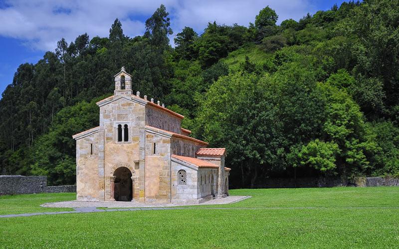 Église de San Salvador de Valdediós
