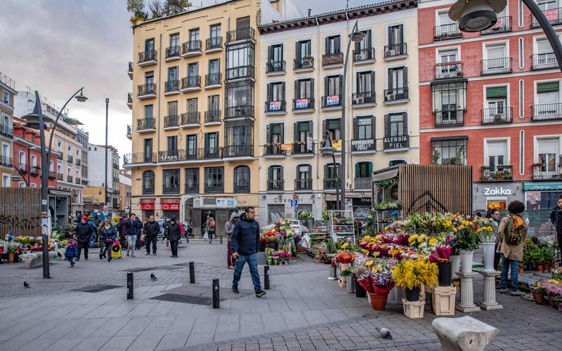 Place Tirso de Molina