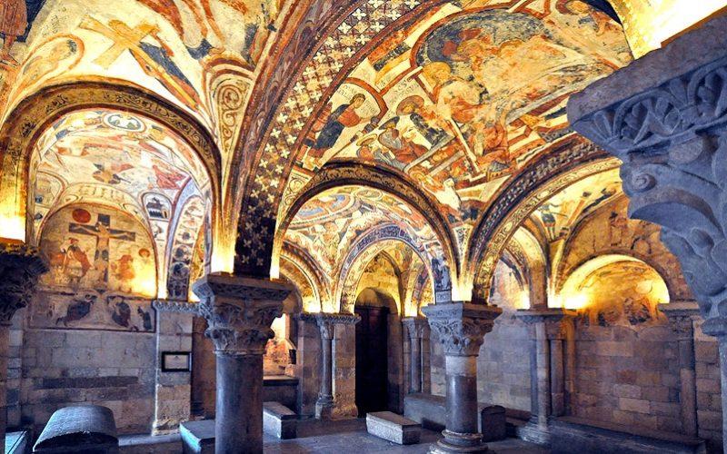 Fresques du Panthéon royal San Isidoro de León