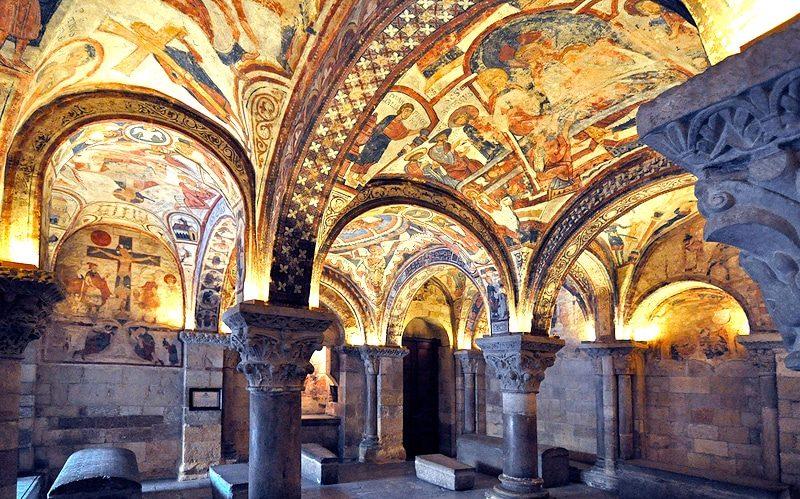Panthéon des rois de León à San Isidoro