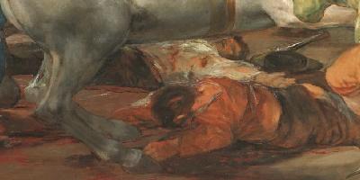 Détail de quelques cadavres