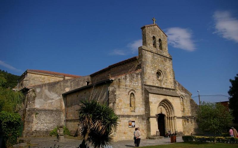 Iglesia de Santa María de Puerto de Santoña