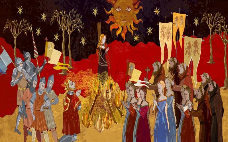La Sainte Inquisition a été en vigueur en Espagne pendant presque quatre siècles