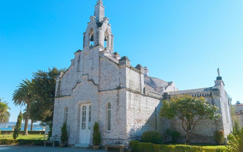 La chapelle de Saint-Sébastien