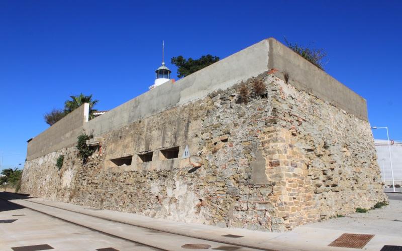 Fort d'île Verde