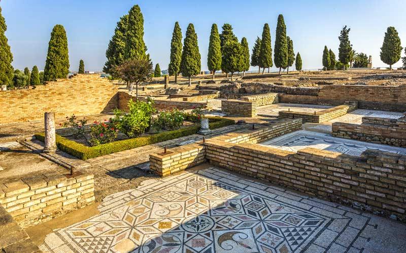 Ruines d'Itálica