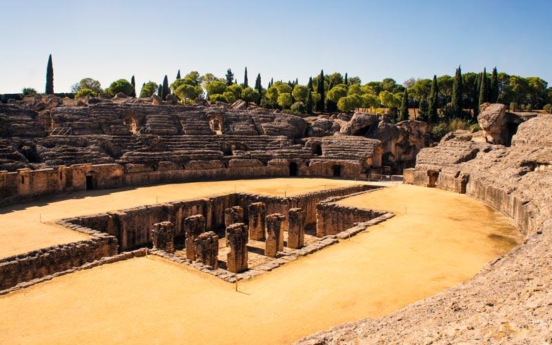 Gisement romain d'Itálica