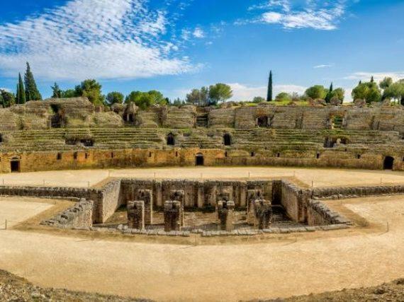 Italica, première ville romaine d'Hispanie et berceau d'empereurs