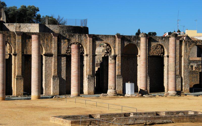 Théâtre romain d'Italica.