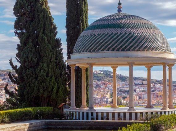 Jardin de La Concepción, un lieu paradisiaque de Malaga