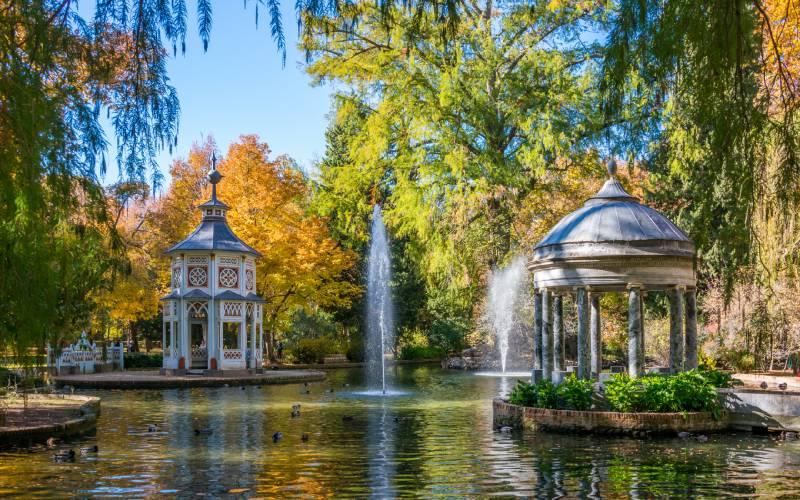 Jardins du Palais Royal d'Aranjuez
