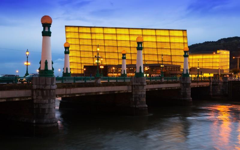 Le Kursaal héberge le Festival de Cinema de Saint Sébastian