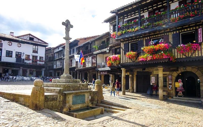 Place de La Alberca